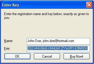 Activating and registering FREE partition recovery software